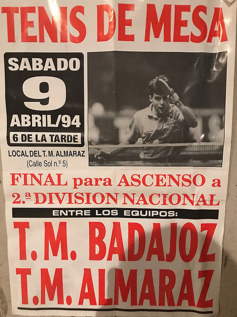 cartel fase de ascenso 1994